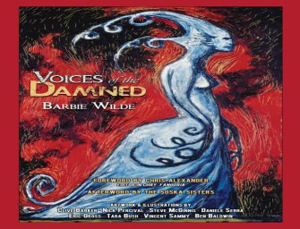 Review: Voices of the Damned by Barbie Wilde