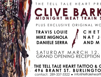 Clive Barker's Midnight Meat Train Series