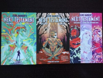 New Clive Barker Giveaway!
