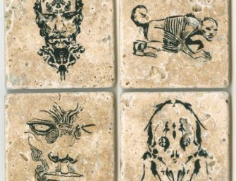 Hellraiser and Nightbreed Drink Coaster Sets!