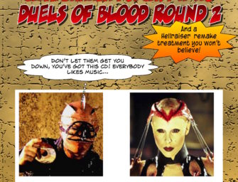 118 : Duels of Blood Round 2 + Exclusive Look at Hellraiser Treatment
