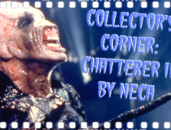 Collector's Corner: Chatterer II by NECA