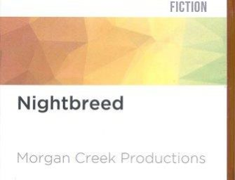Nightbreed MP3 Audio Book