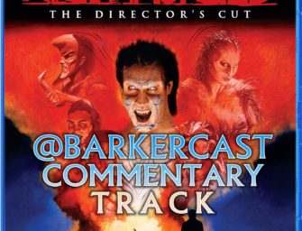 Nightbreed Director's Cut – Audio Commentary