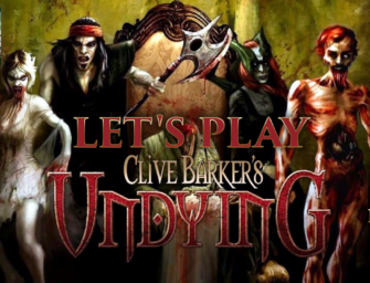 """Clive Barker's Undying"" LET'S PLAY pt.1!!!"