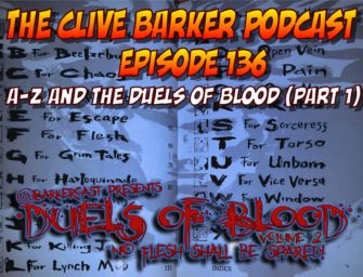 136: A to Z and the Duels of Blood (Part 1)