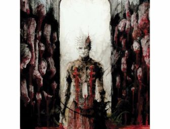 Hellraiser Anthology Vol. 2 in June? UPDATED