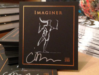 Imaginer 4 Bookplates and Shipping Update
