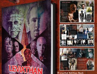 Leviathan: Hellraiser Companion Book Details Available