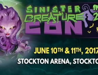 The Real Clive Barker Store Heads to the Sinister Creature Con!