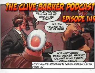 149 : Clive Barker's Nightbreed (Epic Comics Part 1)