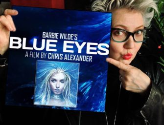 The Latest News on Barbie Wilde's 'Blue Eyes'