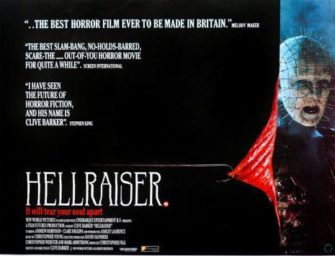Hellraiser 30th Anniversary Screening in Texas!