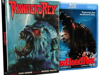 Rawhead Rex Bluray Details Announced