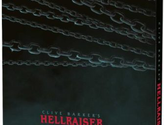 Hellraiser Steelbook Coming from Arrow Video