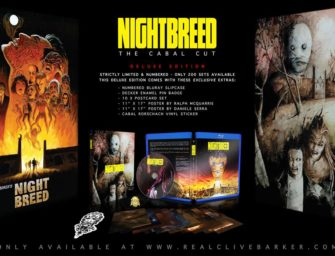 [Exclusive] Nightbreed The Cabal Cut Blu-Ray Release Update