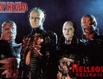 DAYS of the DEAD: Chicago 2017 HELLRAISER Cenobite Group Photo Op