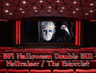 "BFI Halloween Screening of ""Hellraiser""+Chris Figg Q&A"