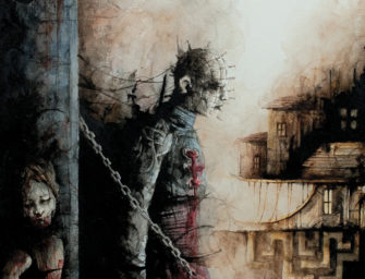 Terror Time Selling Copies of Hellraiser: Anthology