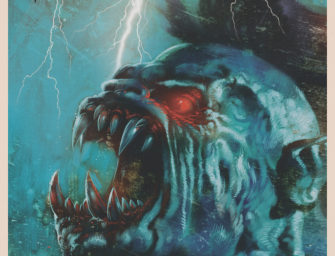 Limited-Edition Rawhead Rex Poster