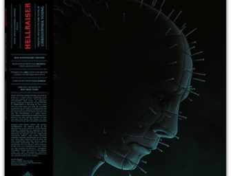 HELLRAISER Original Motion Picture Soundtrack Preorder