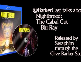 "Video: Talking about ""The Cabal Cut"" Blu-Ray"