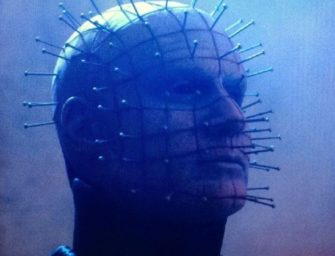 New Image of Pinhead from Hellraiser: Judgment
