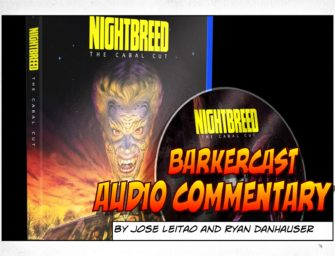 Nightbreed The Cabal Cut Blu-Ray Audio Commentary