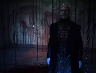 New Hellraiser: Judgment Images
