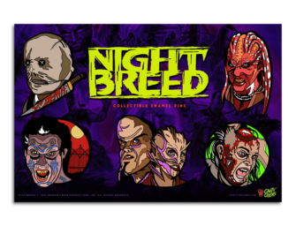 Massive discount on NIGHTBREED pins!