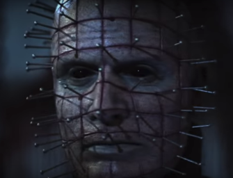 Hellraiser: Judgment Trailer Has Arrived plus Bluray Cover Art