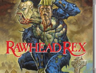 UK Only RAWHEAD REX Blu-Ray from Arrow Video