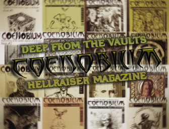 Deep From The Vaults #02: Coenobium Magazine