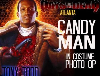 Tony Todd Photo Ops Now on Sale