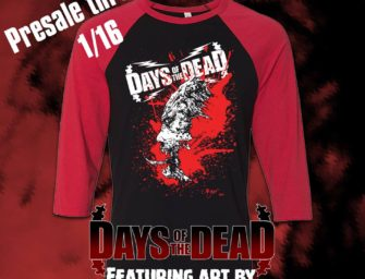 Clive Barker Merchandise at Days of the Dead: Atlanta