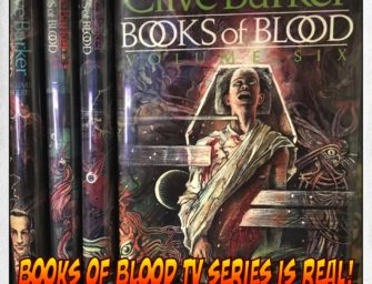 Books of Blood TV Series is Real!