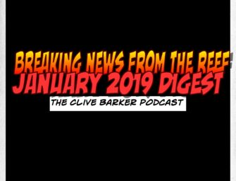 News From The Reef Digest January 2019 Edition