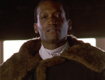 Tony Todd Passes the Torch to New Candyman